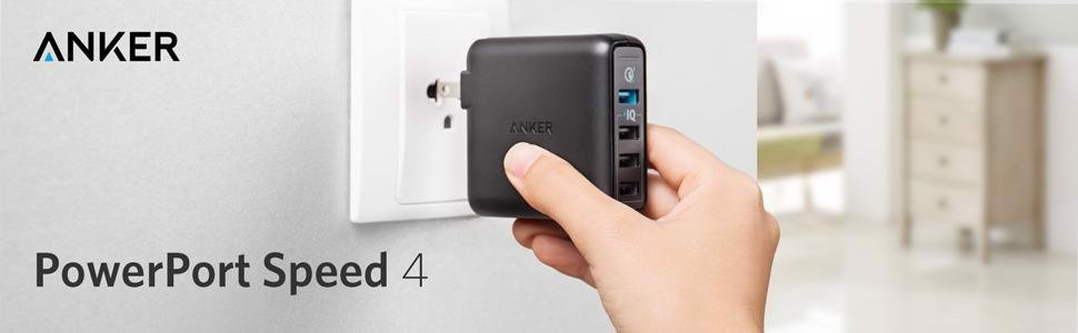 Anker Anker PowerPort Speed 4