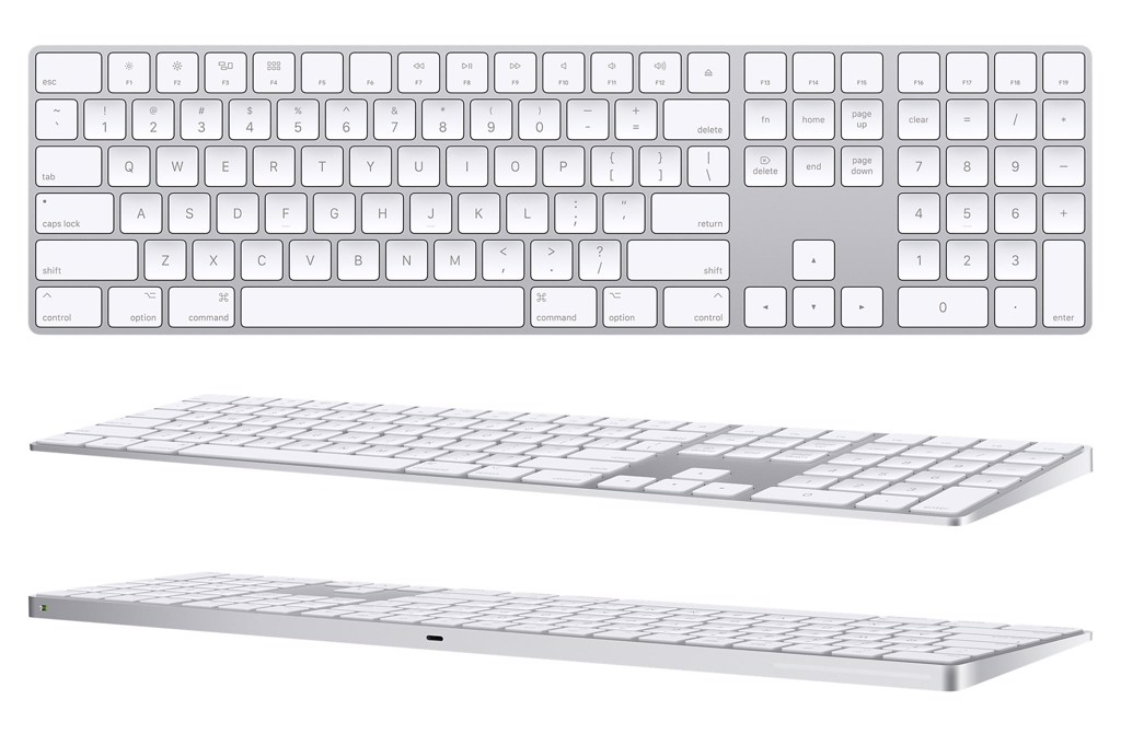 Apple Magic Keyboard with Numberic