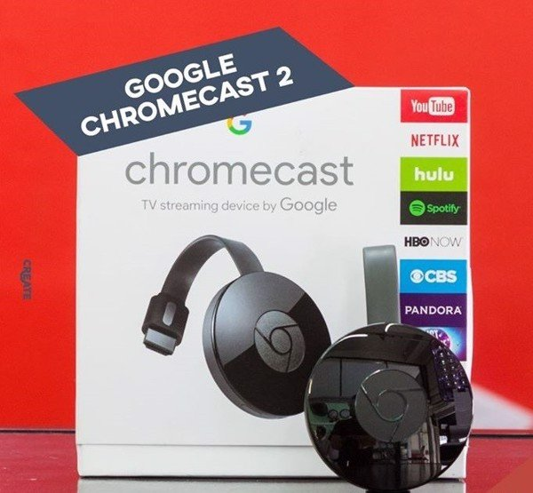 Google Chromecast 2_estoreus