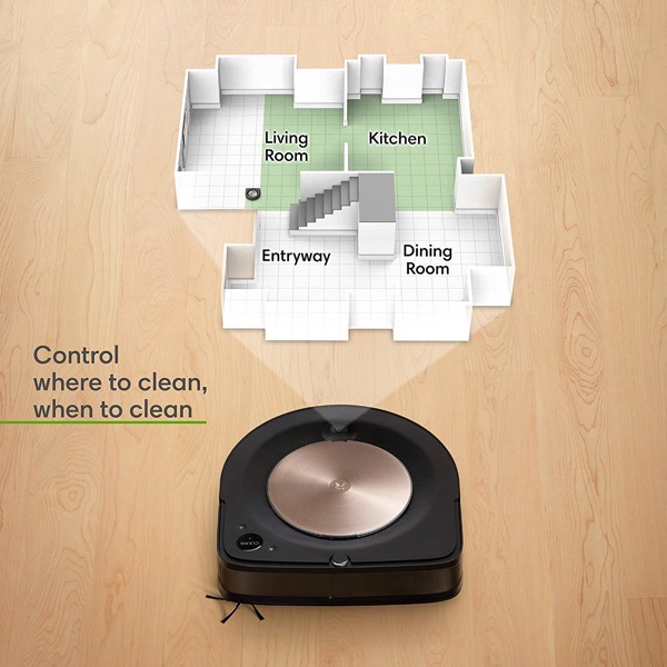 Robot hút bụi iRobot Roomba s9 Plus