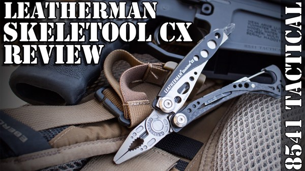 Leatherman - Skeletool CX Multitool