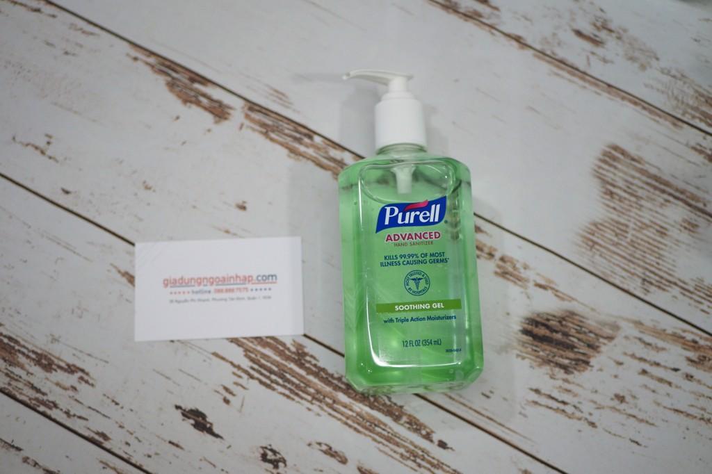 Nước rửa tay khô diệt khuẩn Purell Advanced 354ml