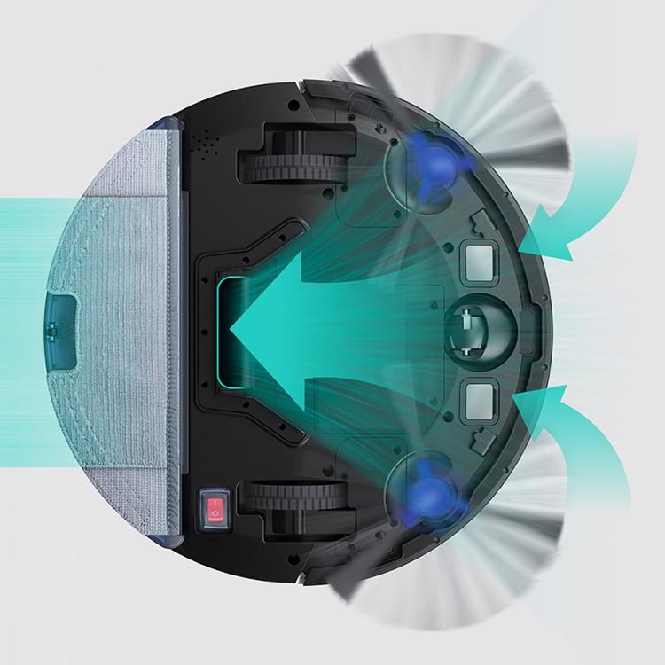 Robot hút bụi Eufy Robovac G10 Hybrid