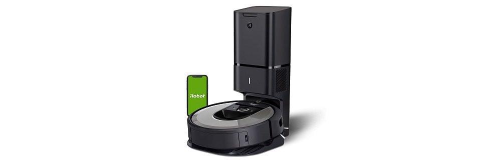 Robot hút bụi iRobot Roomba i6+