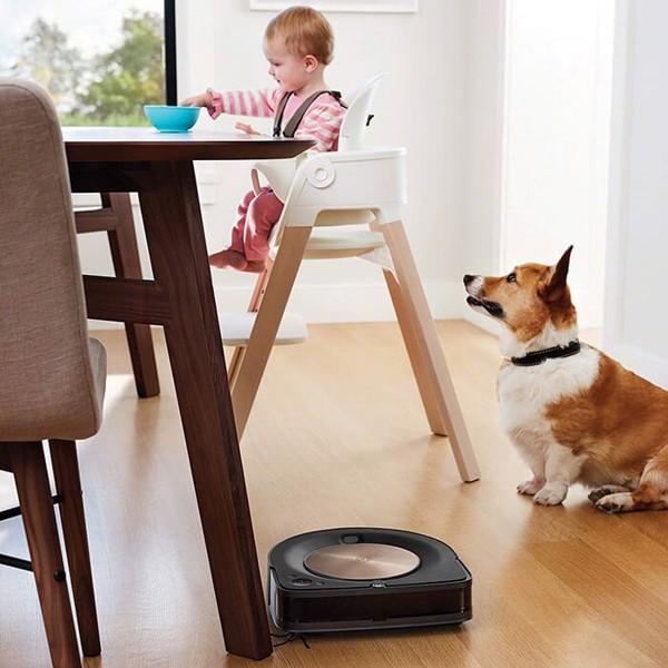 Máy hút bụi thông minh iRobot Roomba s9 Plus