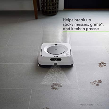 Robot lau nhà iRobot Braava Jet M6 (6110)