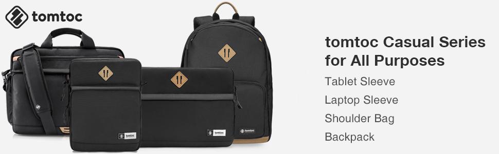 Túi đeo chéo chống sốc Tomtoc iPad