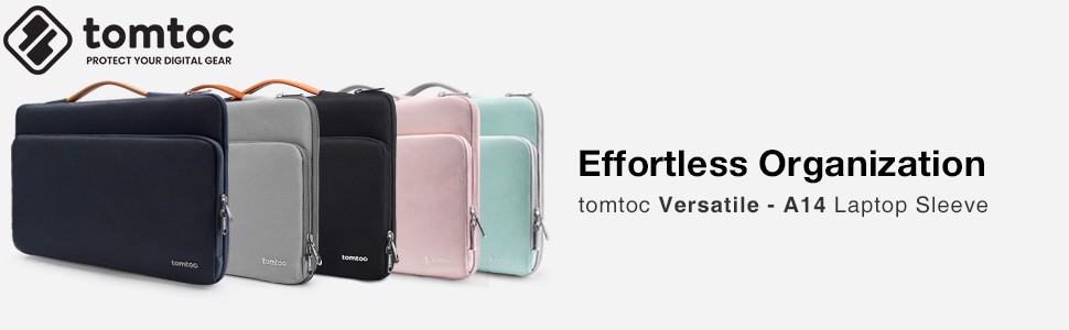 Túi xách chống sốc Tomtoc Briefcase Macbook Pro 13-inch