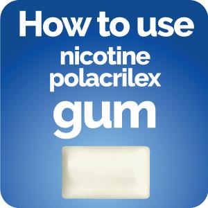 Viên nhai hỗ trợ cai thuốc lá Nicotine Polacrilex Coated Gum