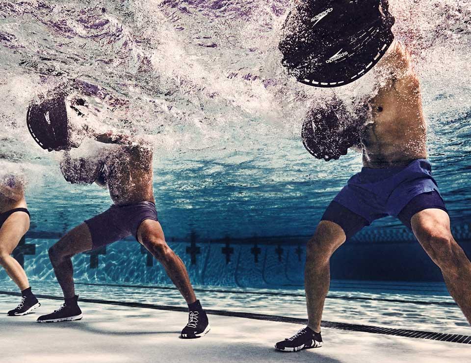 Phụ kiện bơi, chân vịt bơi
