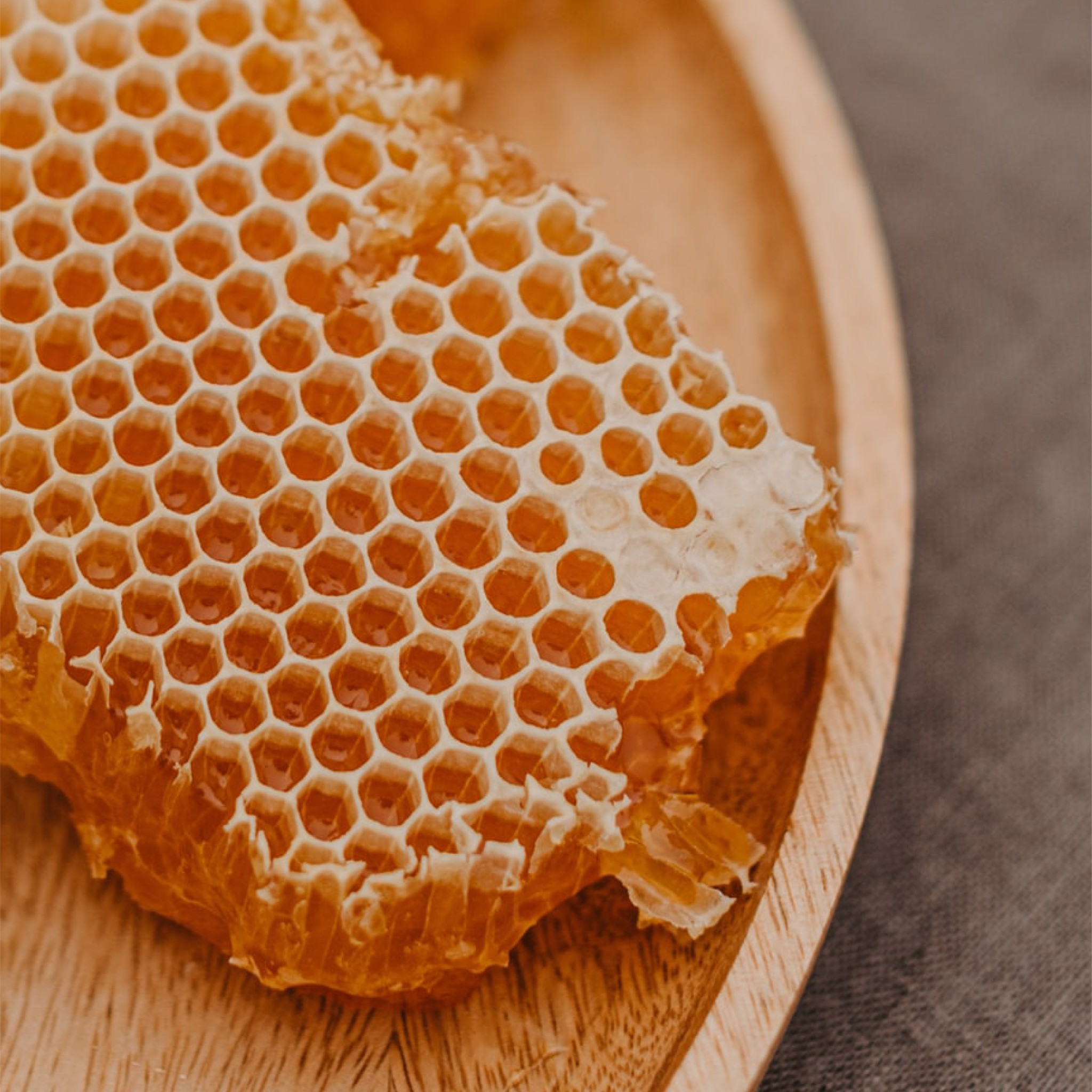 Hydroxypropyltrimonium Honey