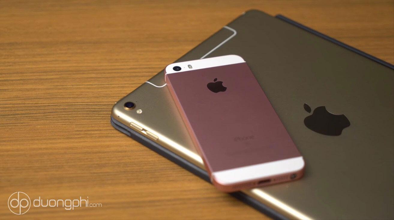 Mua ngay iPhone 5SE cũ, mới 99% tại Vĩnh Long, hỗ trợ trả góp 0%