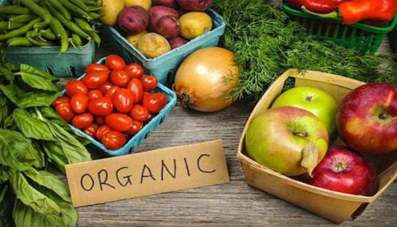Lợi ích tuyệt vời của thực phẩm hữu cơ