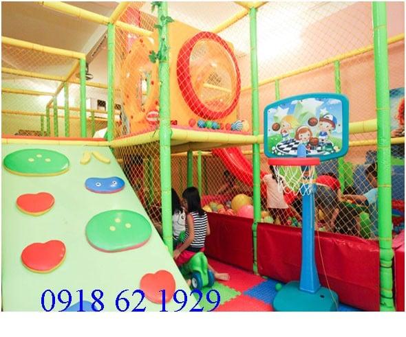 Lưới quây nhà bóng, khu vui chơi trẻ em