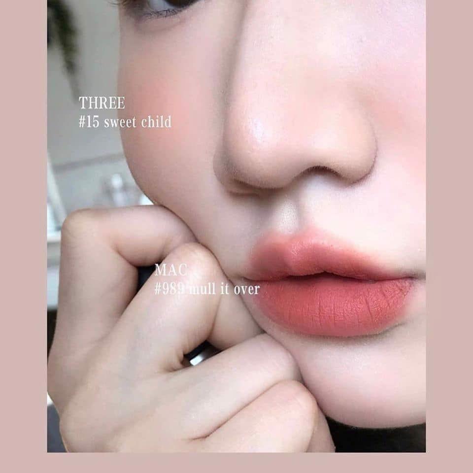 Son Kem Mac Powder Kiss Liquid Lipcolour Màu 989 Mull It Over Cam Hồng –  Thế Giới Son Môi