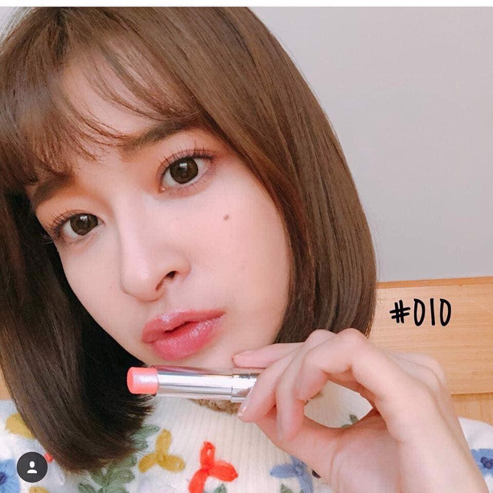 Son Dưỡng Dior Addict Lip Glow Màu 008 Ultra Pink