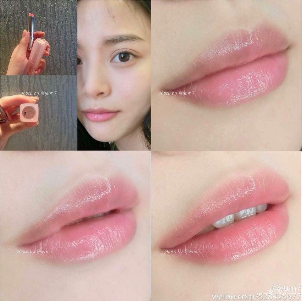 Son Dưỡng Dior Addict Lip Glow Màu 001 Pink