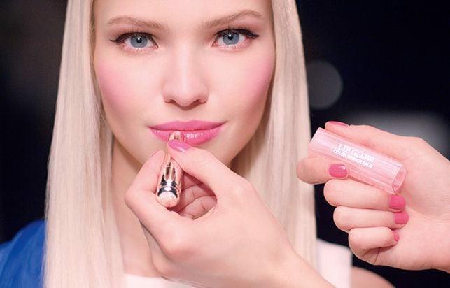 Son Dưỡng Dior Addict Lip Glow Màu 005 Lilac