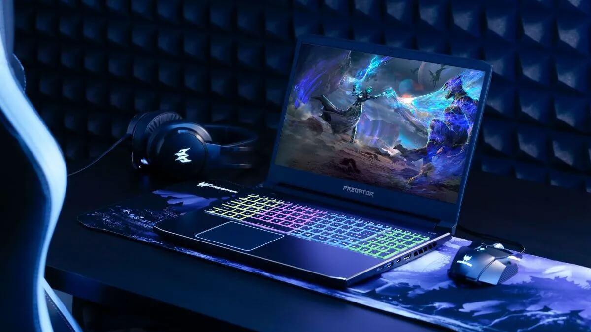 Laptop gaming Acer Predator - GEARVN.COM