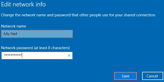 Cách phát wifi trên laptop không cần phần mềm hỗ trợ