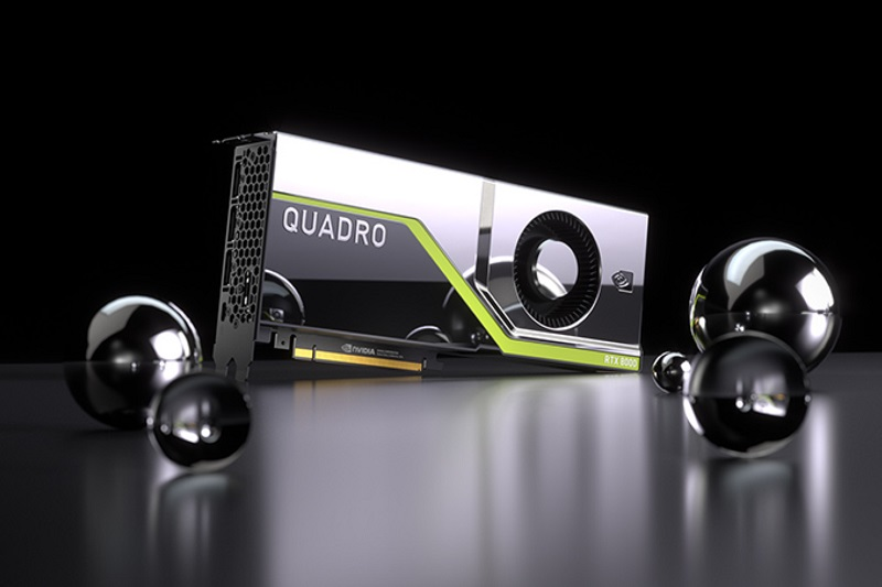 card đồ hoạ Leadtek Quadro RTX 6000 24GB GDDR6