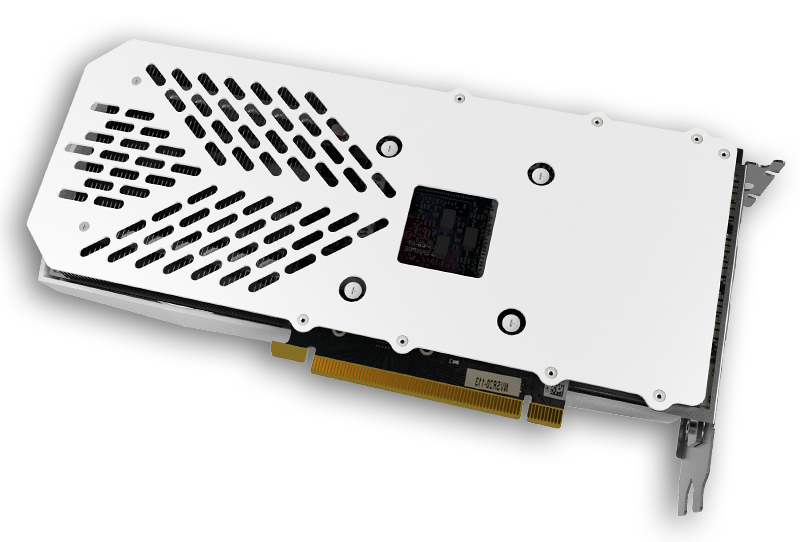 card màn hìnhLeadtek WinFast RTX 3060 Hurricane White Edition