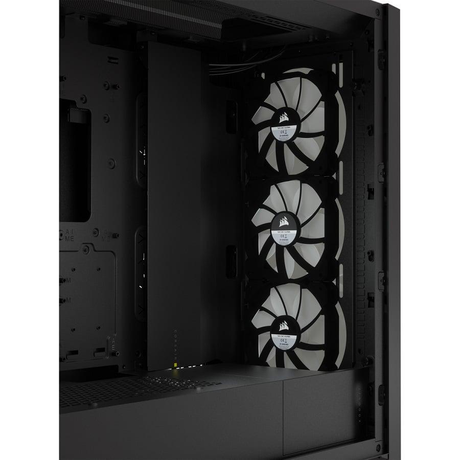case Corsair 5000X RGB Tempered Glass Black