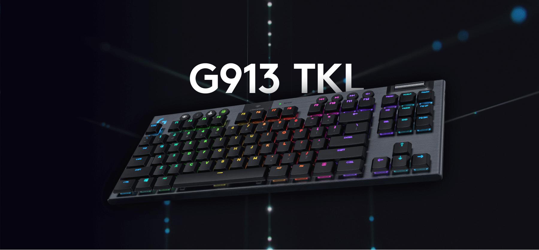 Logitech G913 TKL