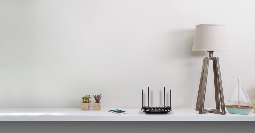 GEARVN.COM - Bộ định tuyến WiFi 5 TP-Link Archer C6