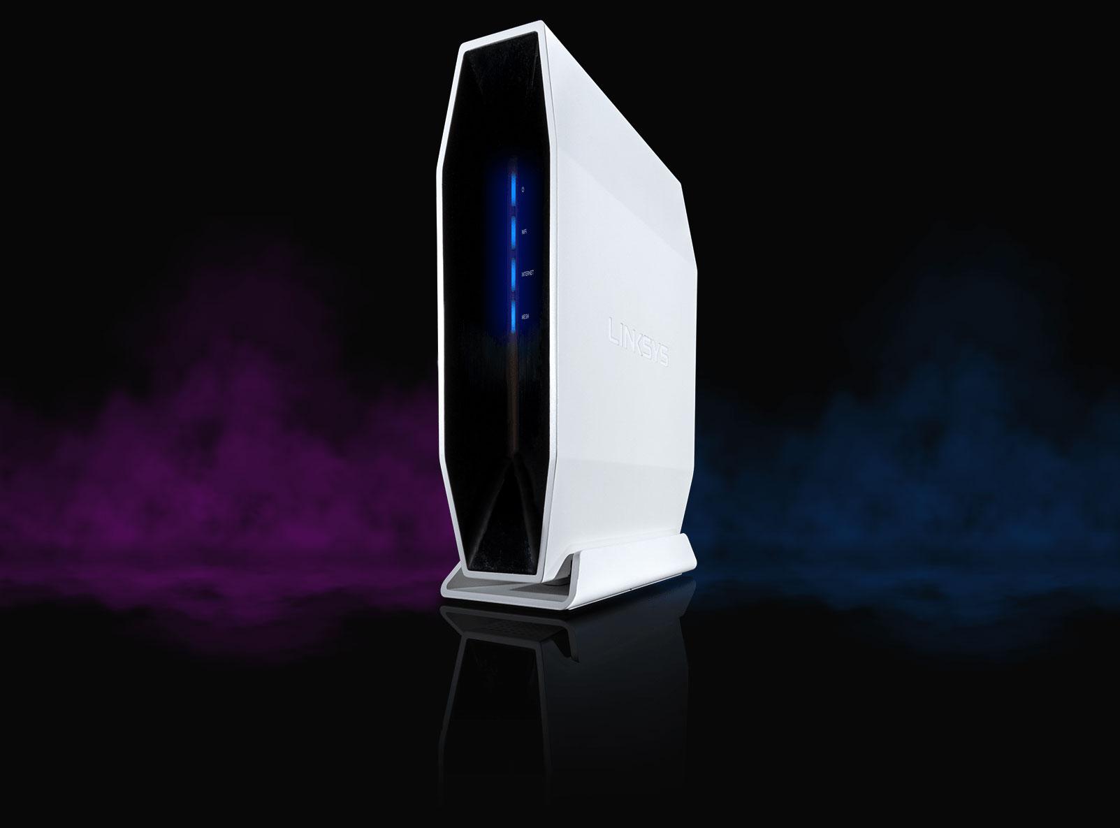 GEARVN.COM - Bộ định tuyến WiFi 6 Linksys MAX-STREAM E9450-AH chuẩn AX5400