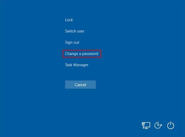 copypastetool.com - Hướng dẫn cài đặt mật khẩu cho máy tính bằng Ctrl Allt Del