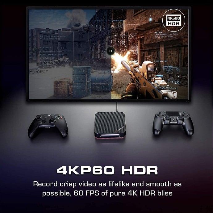Capture Card AVerMedia Live Gamer BOLT - GC555 - GEARVN.COM