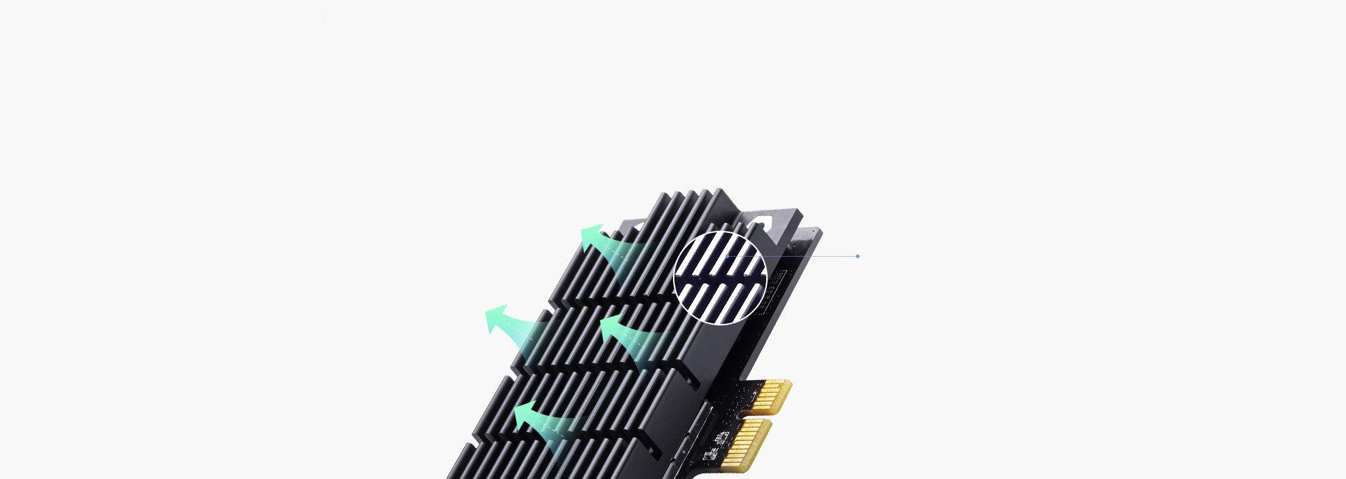 GEARVN.COM - Card mạng WiFi 5 TP-Link T6E