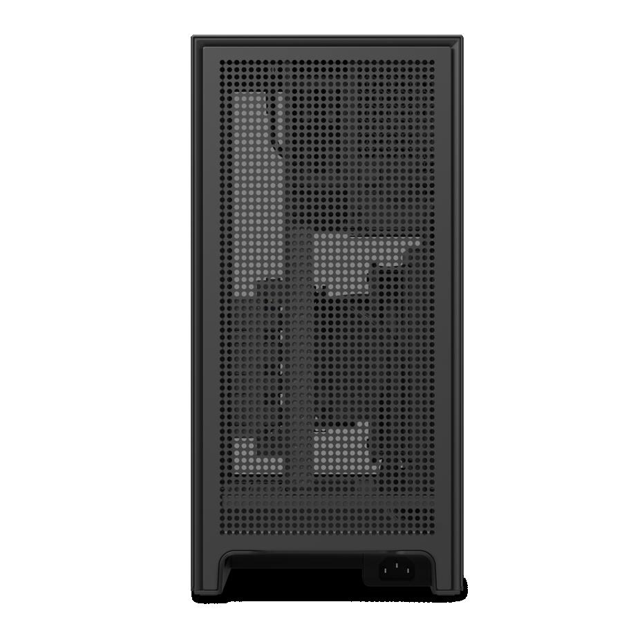 GEARVN.COM Case máy tính NZXT H1 MATTE BLACK