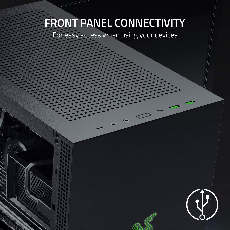 GEARVN.COM Case máy tính Razer Tomahawk Mini-ITX