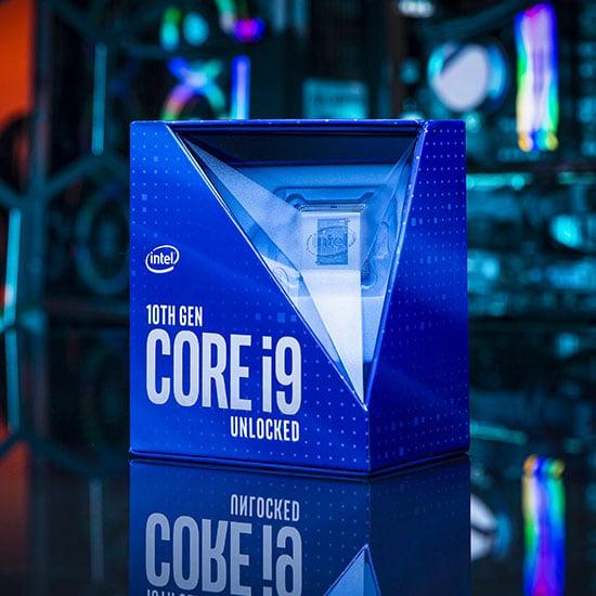 GEARVN.COM - CPU Intel Core i9-10900K