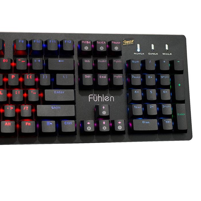 GEARVN.COM Bàn phím Fuhlen Eraser Mechanical Keyboard