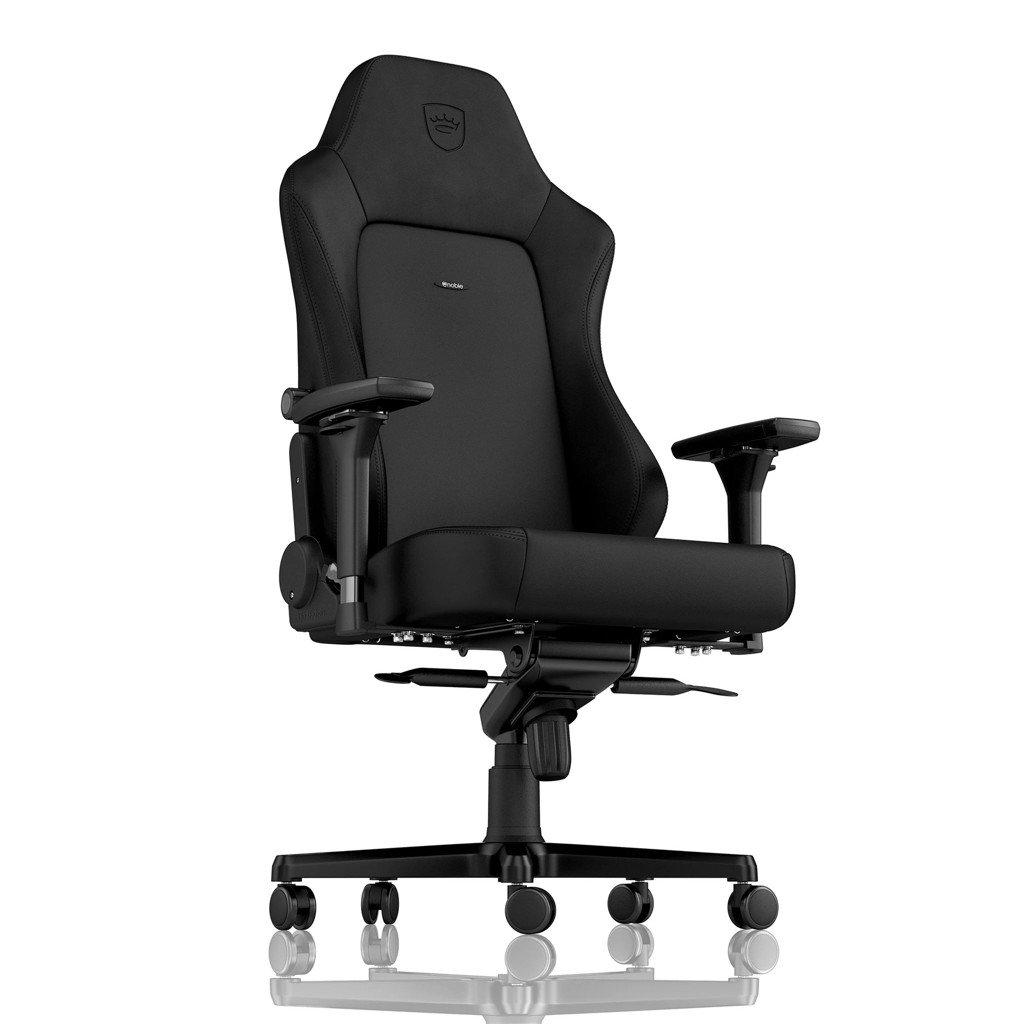 GEARVN.COM - Ghế Gaming Noble Chair - Hero Series Black Edition