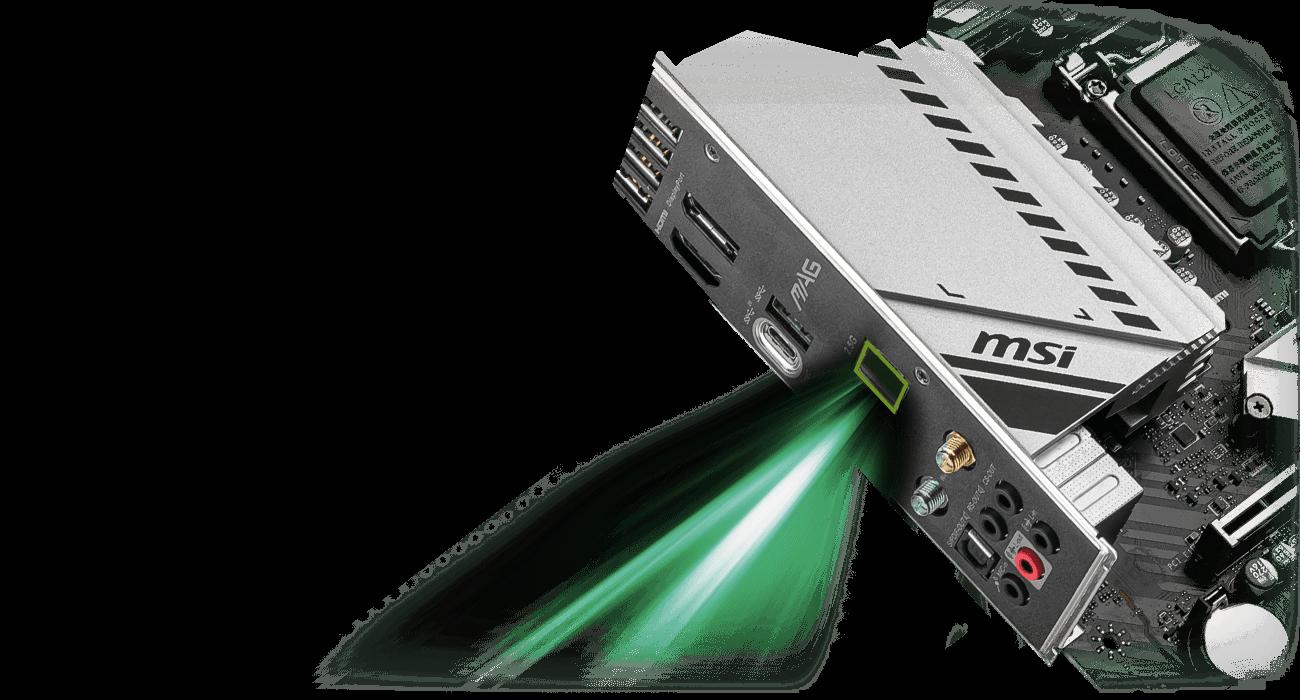 GEARVN.COM - Mainboard MSI MAG B560M MORTAR WIFI