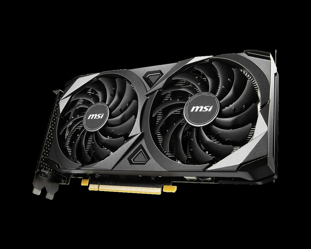 GEARVN.COM - MSI GeForce RTX 3060 VENTUS 2X 12G OC
