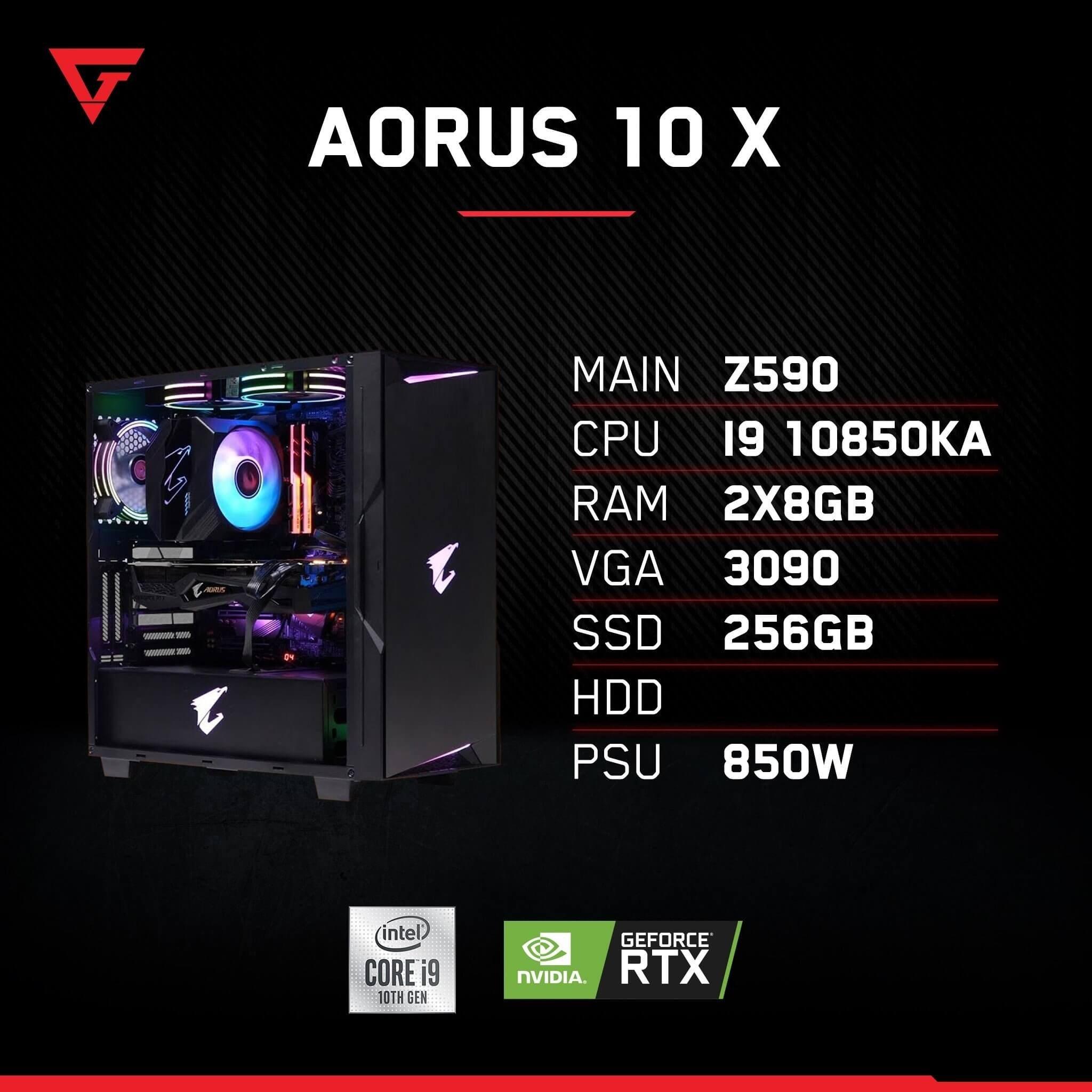 GEARVN.COM - PC gaming GVN Aorus 10 X