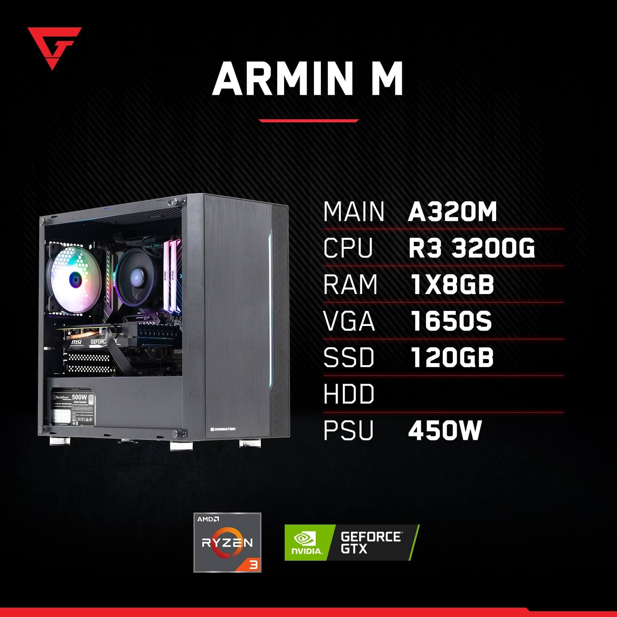 GEARVN.COM - PC gaming GVN Armin M