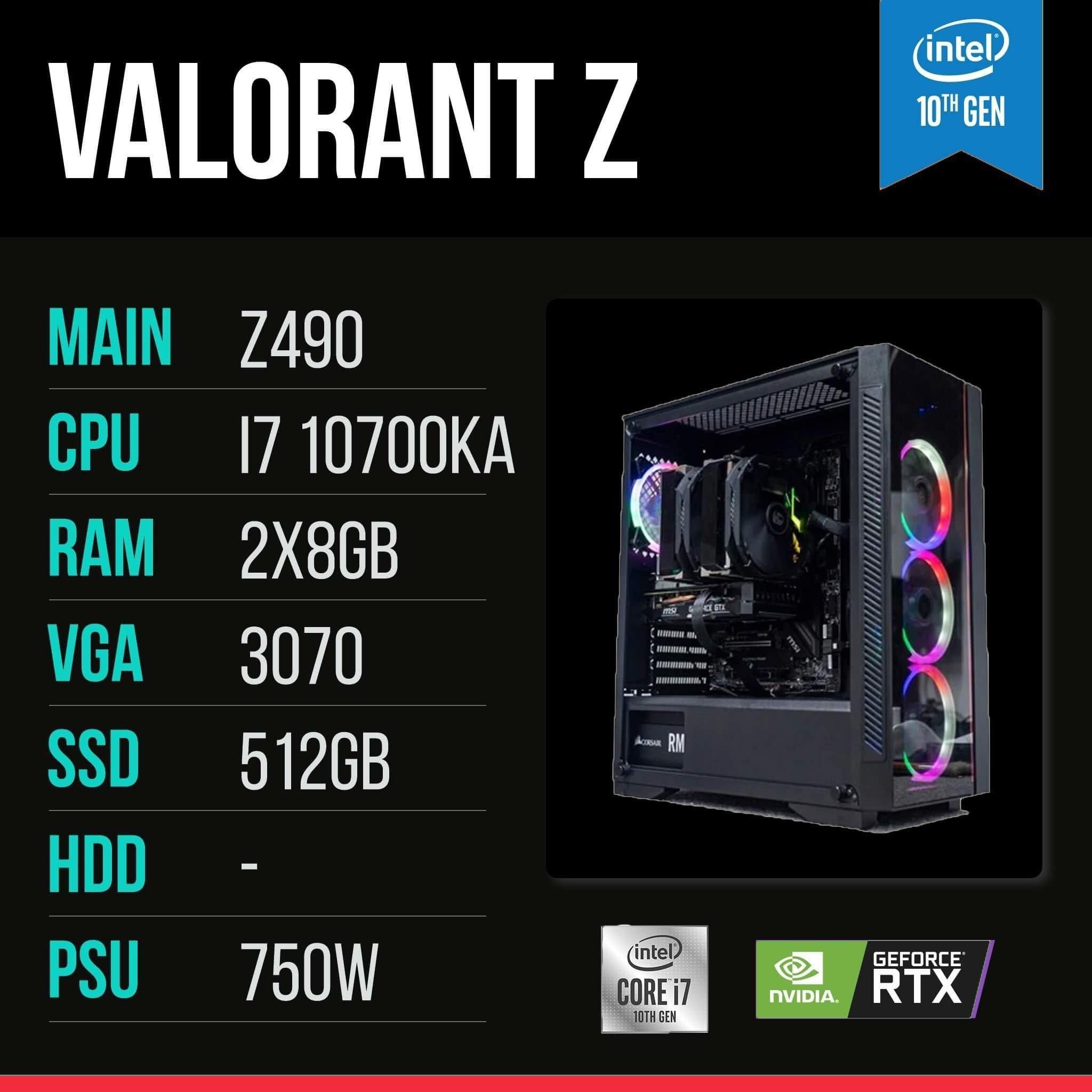GEARVN.COM - PC gaming GVN Valorant Z