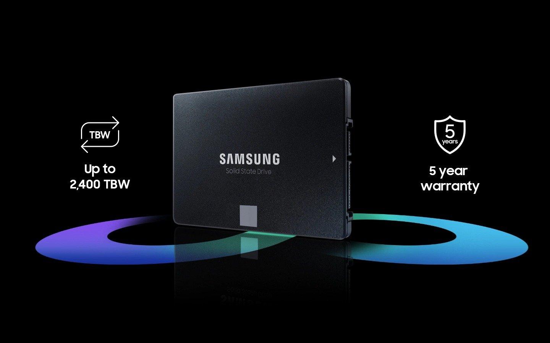 GEARVN.COM - SSD Samsung 870 EVO 2TB 2.5