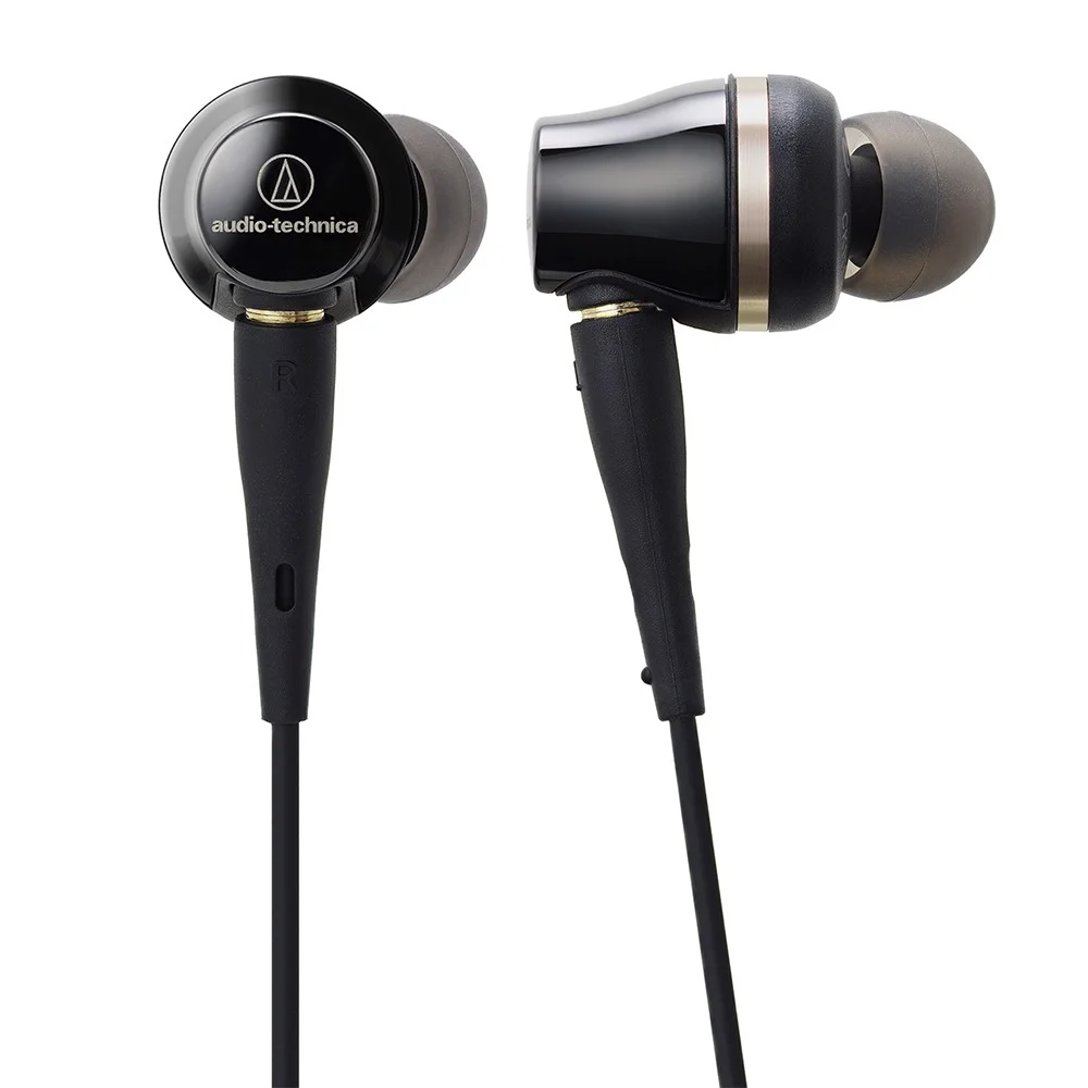 GEARVN.COM Tai nghe in ear Audio Technica ATH-CKR100iS