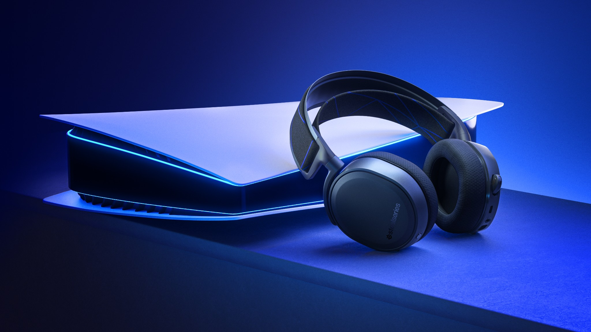 GEARVN.COM - Tai nghe SteelSeries Arctis 7P Black