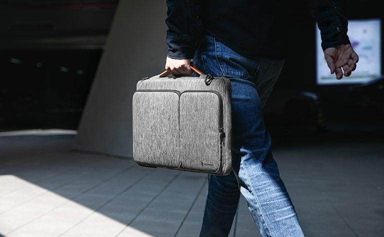 GEARVN.COM Túi đeo chéo TOMTOC  360* SHOULDER BAGS - A42-C02G