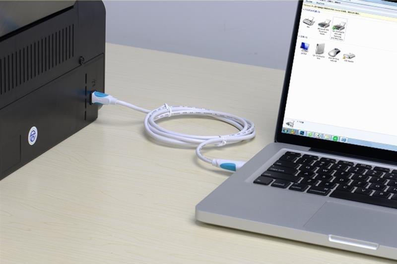 Hướng dẫn cách kết nối máy in với laptop