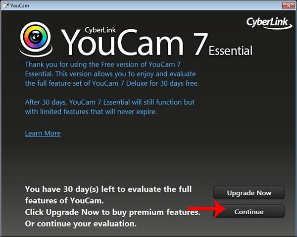 Hướng dẫn mở camera trên Laptop Windows 7 8 10