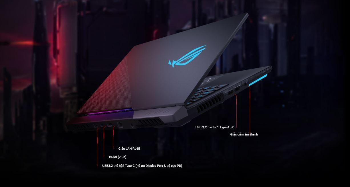 Laptop Asus ROG Strix SCAR 15 G533QM HQ054T